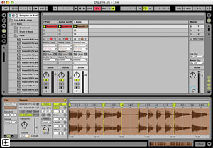 how to change tempo midway in ableton