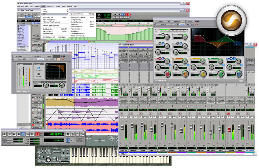 software recording studio systems