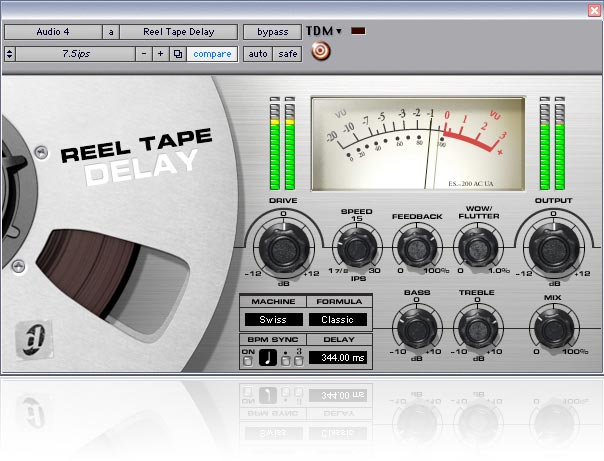 how to set up bus effects pro tools